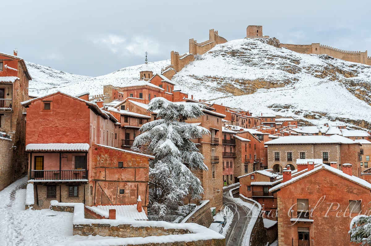 Albarracín - Sierra de Albarracín - Luis Antonio Gil  Pellín , Fotografia de naturaleza