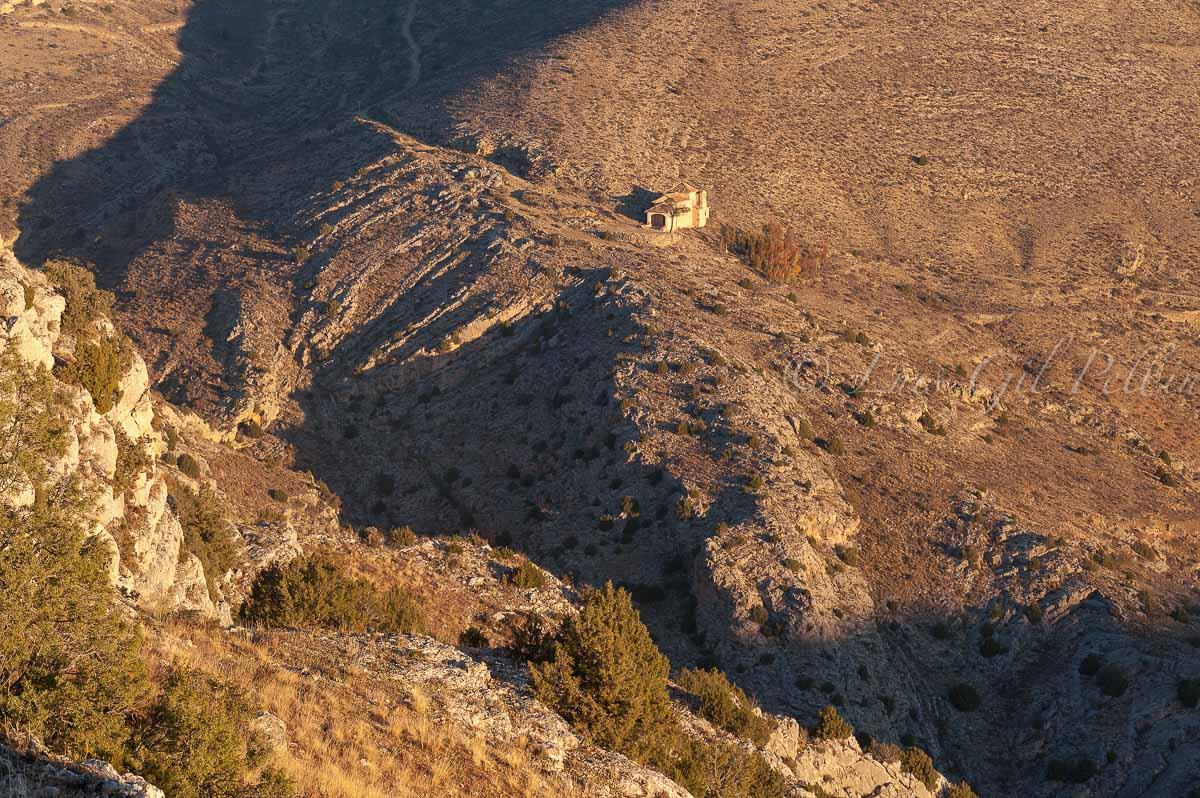 La ermita de la Virgen del Carmen - Sierra de Albarracín - Luis Antonio Gil  Pellín , Fotografia de naturaleza