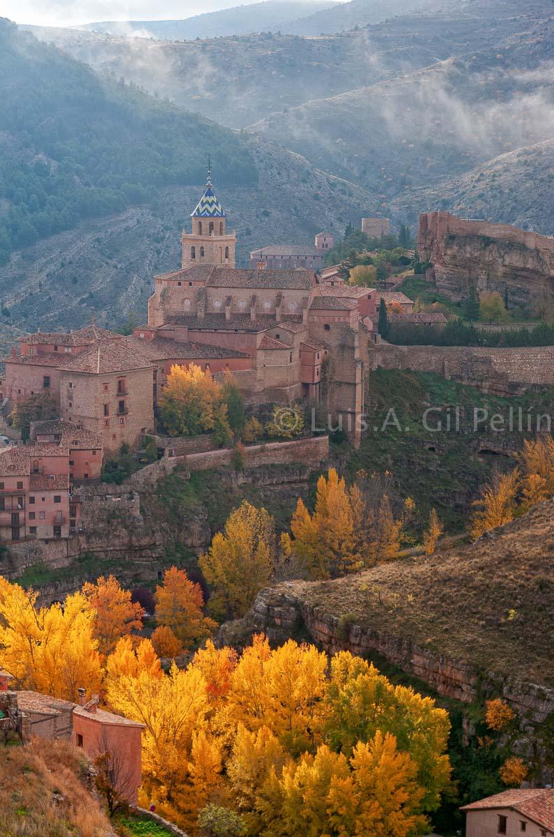Un otoño en Albarracín - Sierra de Albarracín - Luis Antonio Gil  Pellín , Fotografia de naturaleza
