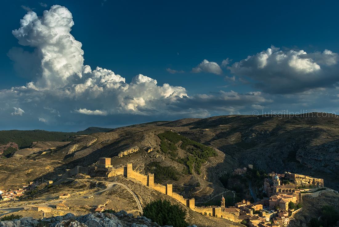El cielo de Albarracín - Sierra de Albarracín - Luis Antonio Gil  Pellín , Fotografia de naturaleza