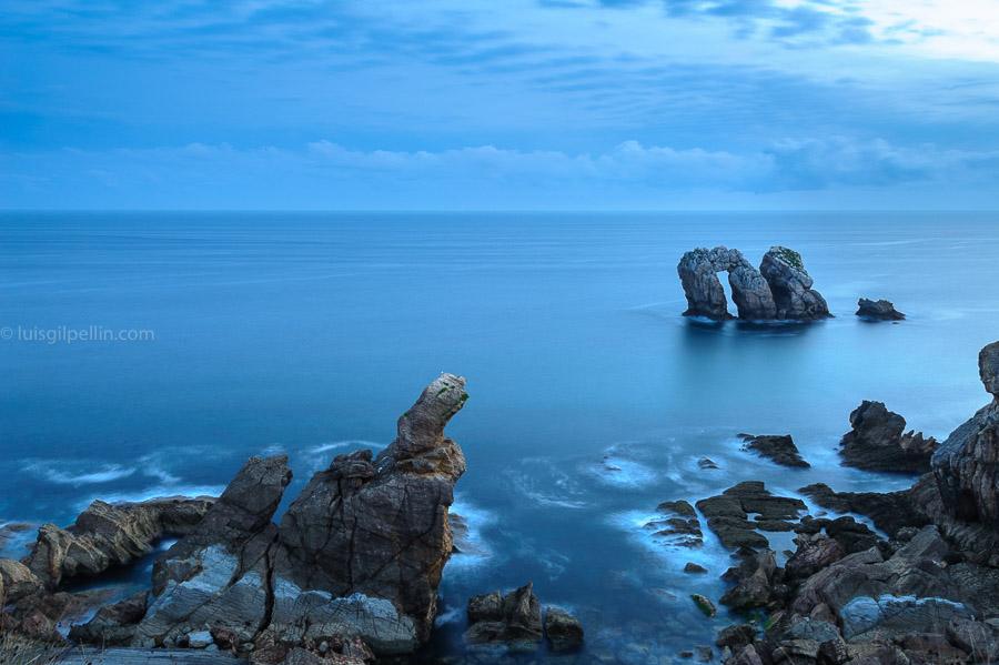 La hora azul - Buscando la luz - Luis Antonio Gil  Pellín , Fotografia de naturaleza