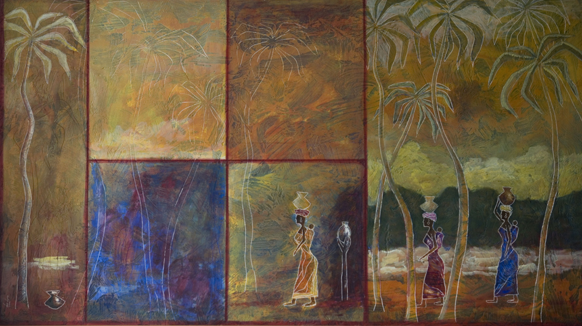 PINTURA - LUIS GABÚ, Arte