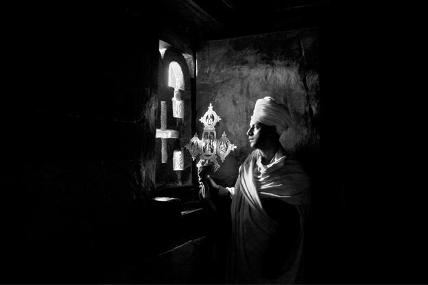 CRISTIANOS PUROS DE AFRICA  - LUIS GABÚ  ARTE - CRISTIANOS PUROS DE AFRICA