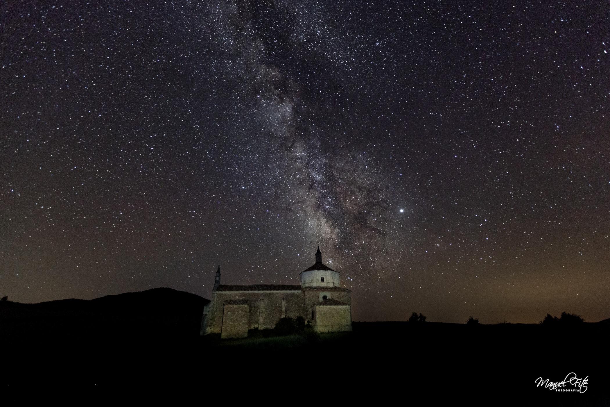 estrellas - Manuel Fité, Fotografía