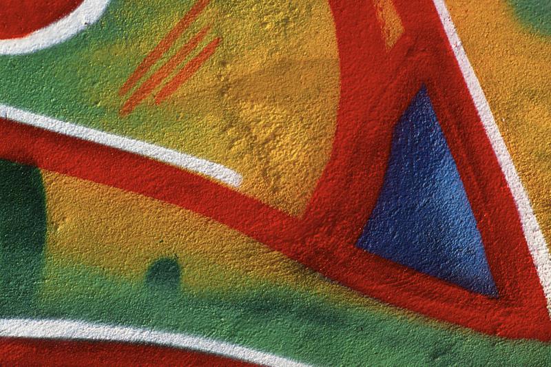 Grafittis - Manuel Fité, Fotografía
