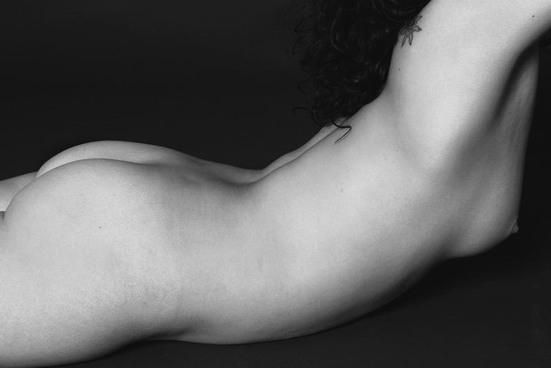 nude b&n - Manuel Fité, Fotografía