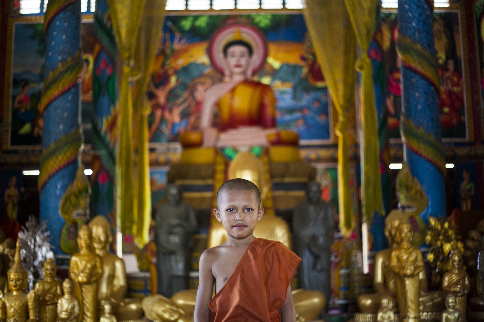 Wat Tmore Kre - Manu Mart, Photographer