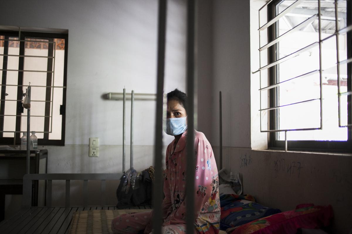 MSF Camboya. TB Project - Manu Mart, Photographer
