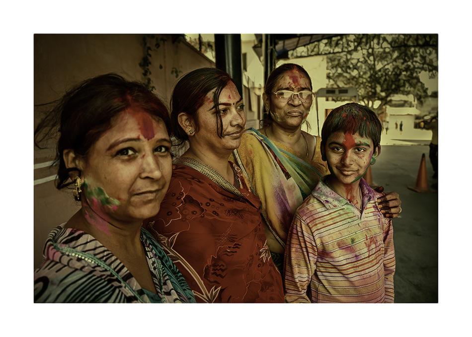 Happy Holi - MVilches , Fotográfia