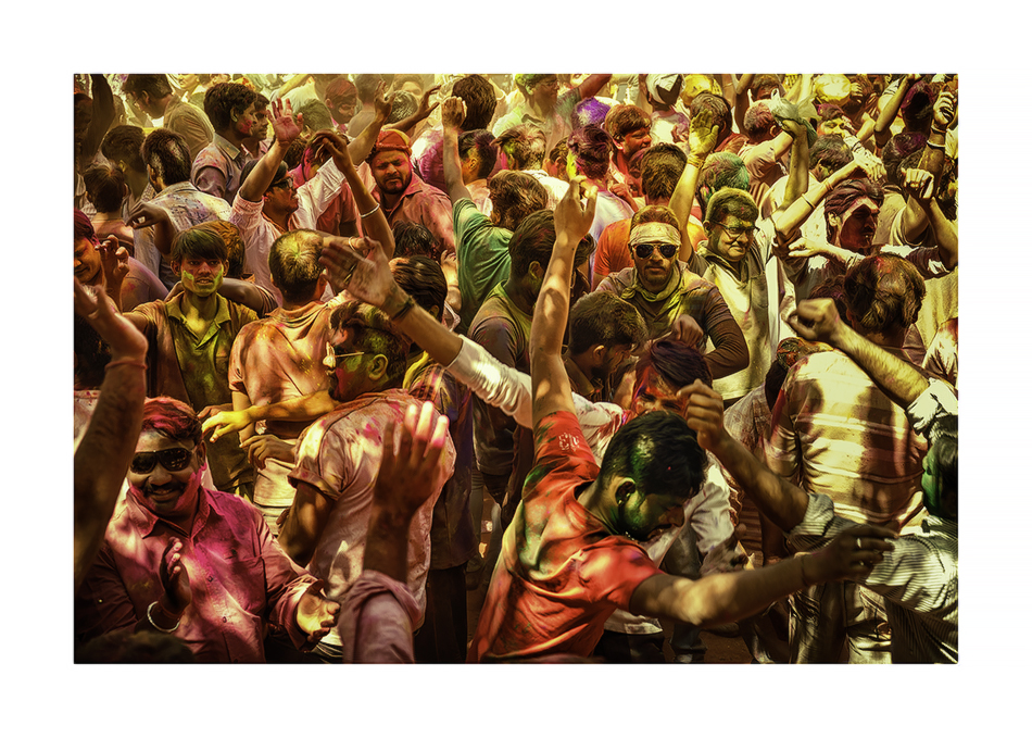 Happy Holi - MVilches , Fotográfia
