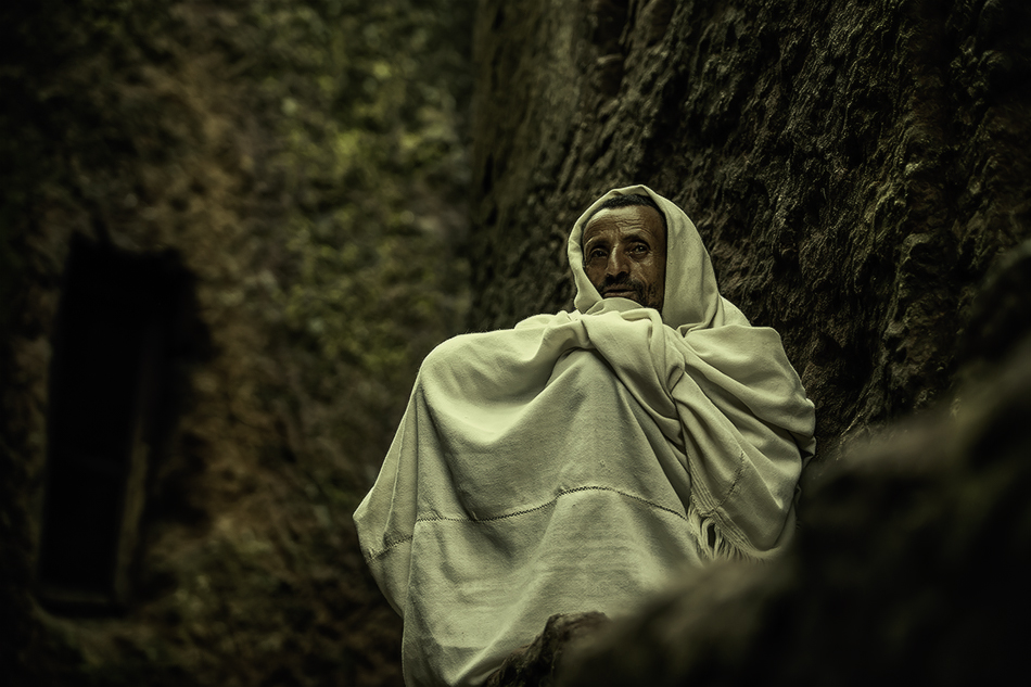 El milagro de Lalibela. - MVilches , Fotográfia