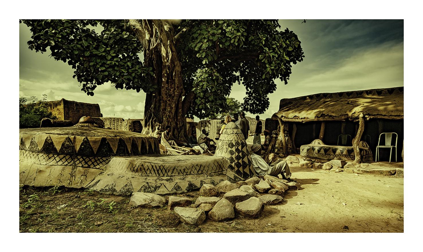 El pueblo Gurunsi. - MVilches , Fotográfia