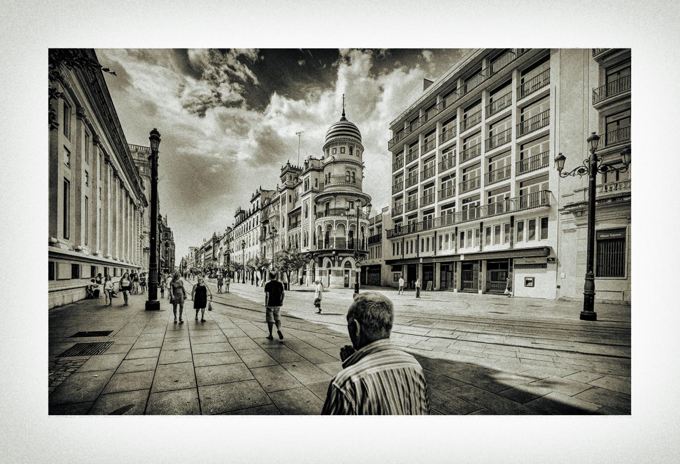 Sevilla. - Panorámicas de España - MVilches , Fotográfia