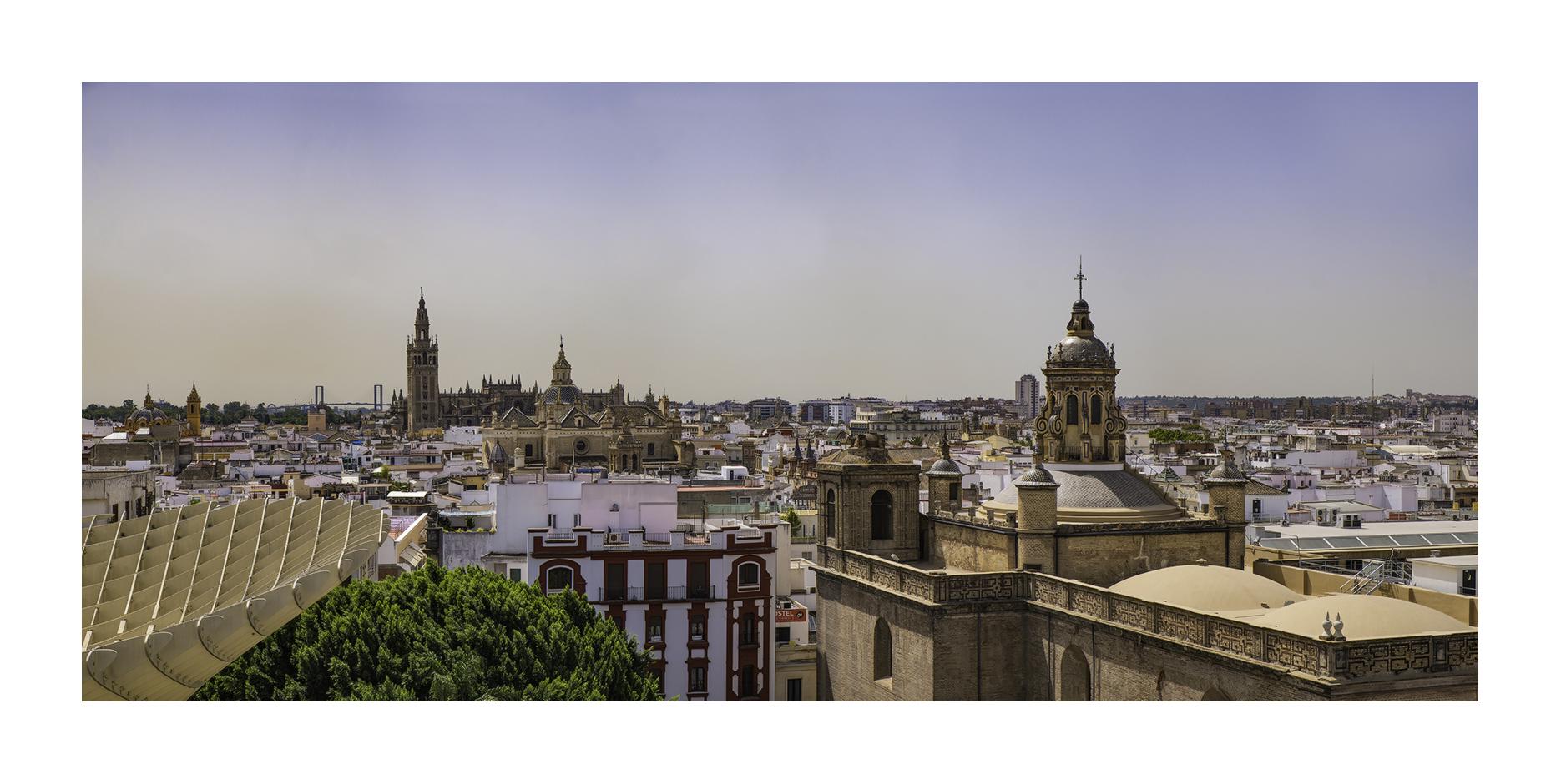 Sevilla, Las setas. - Panorámicas de España - MVilches , Fotográfia