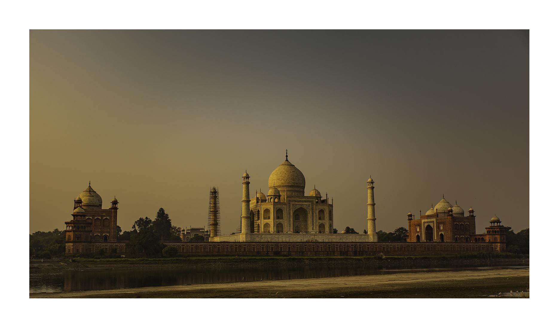 Taj Mahal - Panorámicas de India - MVilches , Fotográfia