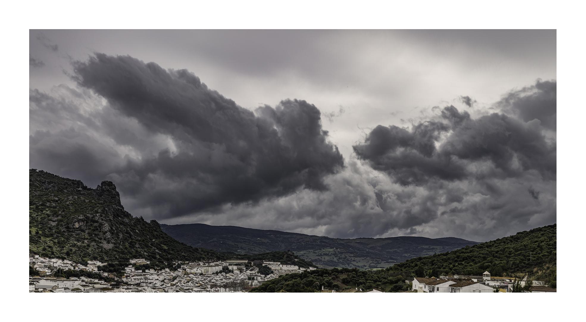Cielos, Ubrique - Panorámicas de España - MVilches , Fotográfia