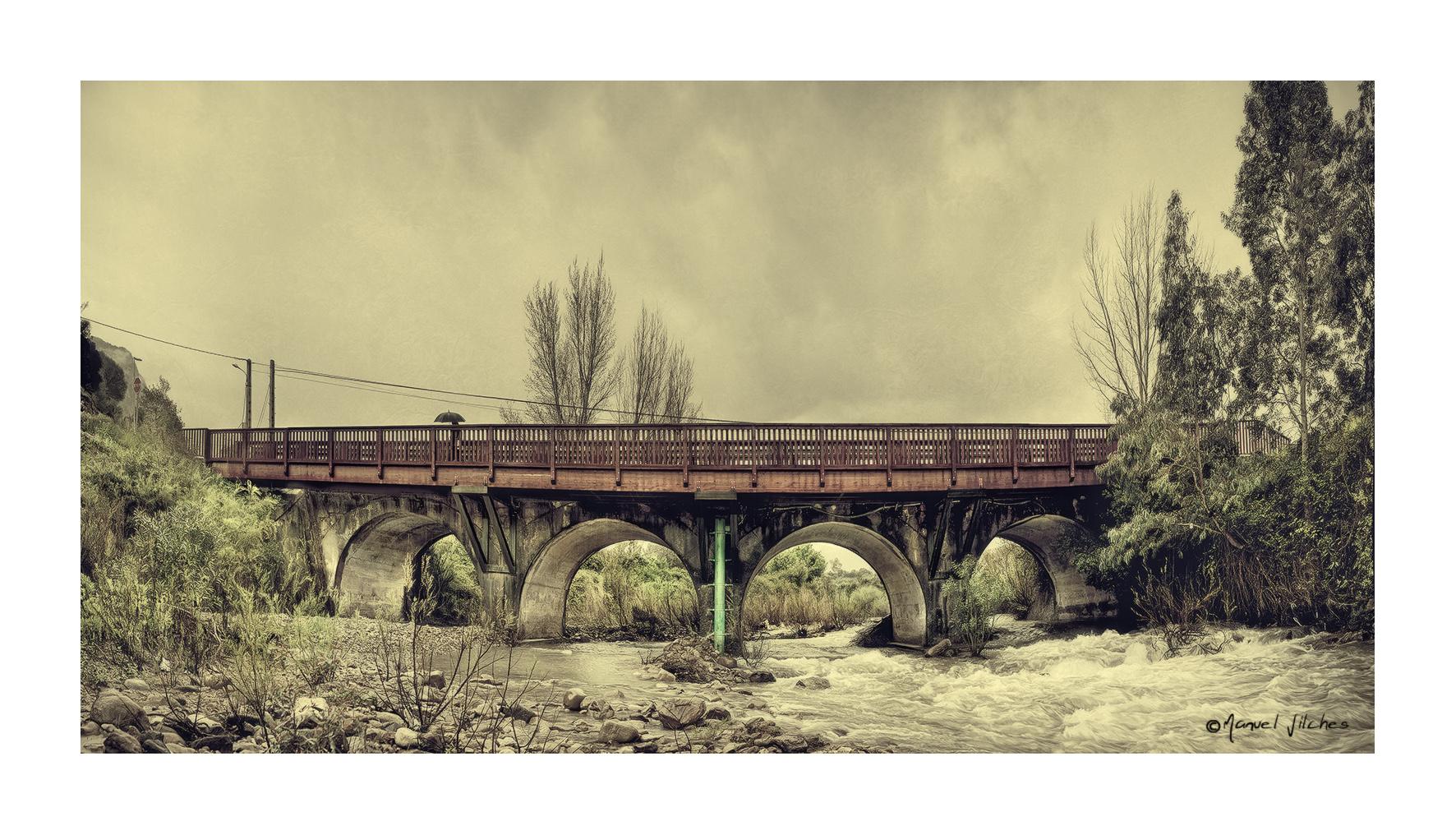 Puentes - MVilches , Fotográfia