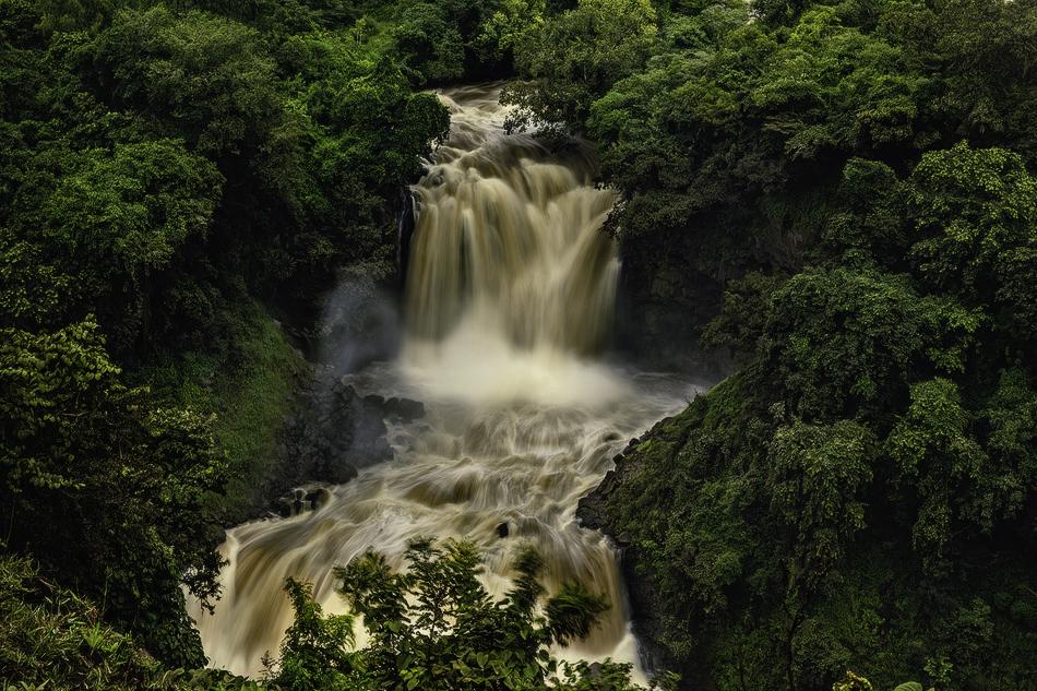 Cataratas del Lago Tana, Nilo Azul, Etiopía - Paisajes - MVilches , Fotográfia