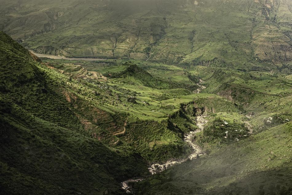 Valle del Rift, Etiopía - Paisajes - MVilches , Fotográfia
