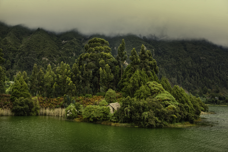 Wenchi Lak, Etiopía - Paisajes - MVilches , Fotográfia