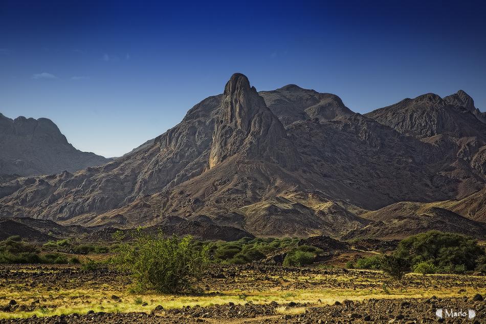 Montañas del Air, Teneré, Níger - Paisajes - MVilches , Fotográfia
