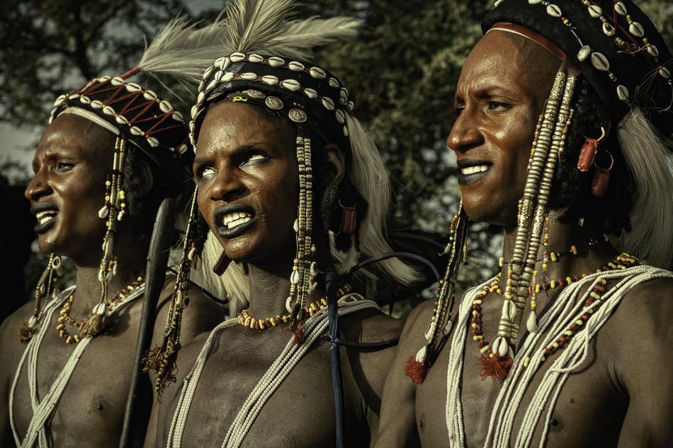 La representación - Etnia Bororo, Níger - MVilches , Fotográfia