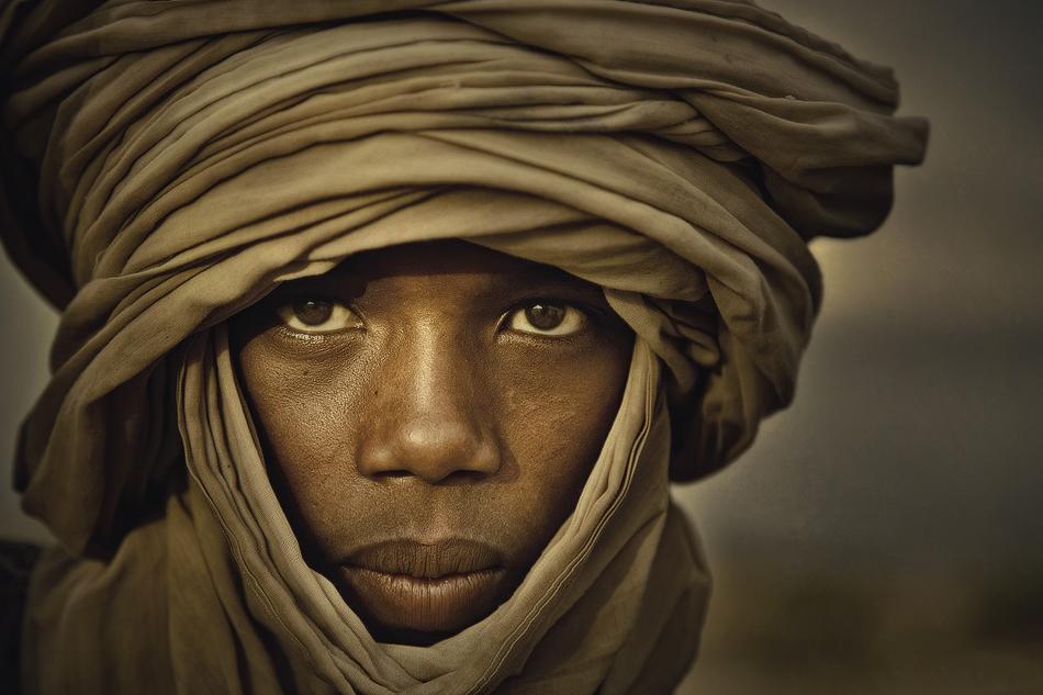 Pastor Peul - Etnia Bororo, Níger - MVilches , Fotográfia