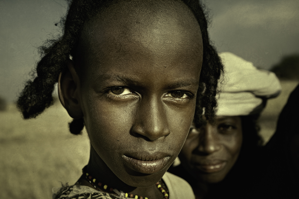 Niños Peul - Etnia Bororo, Níger - MVilches , Fotográfia