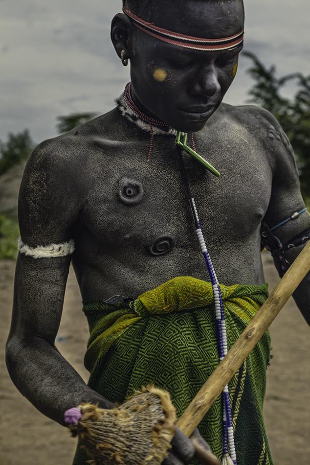 Etnia Mursi, Etiopía - MVilches , Fotográfia