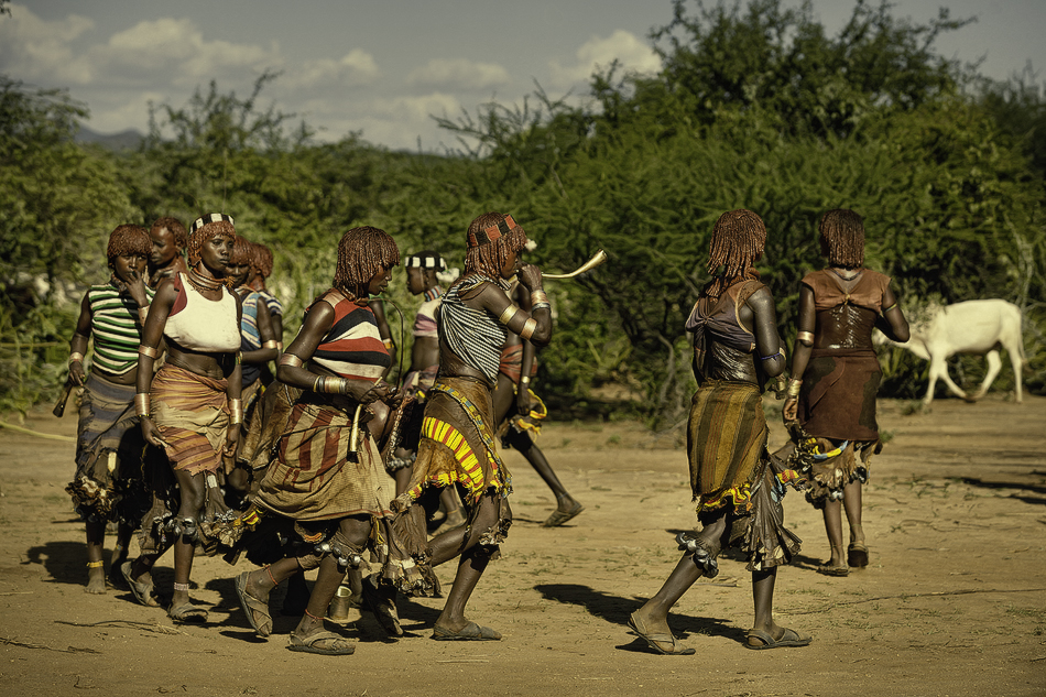 Etnia Hamer, Etiopía - MVilches , Fotográfia