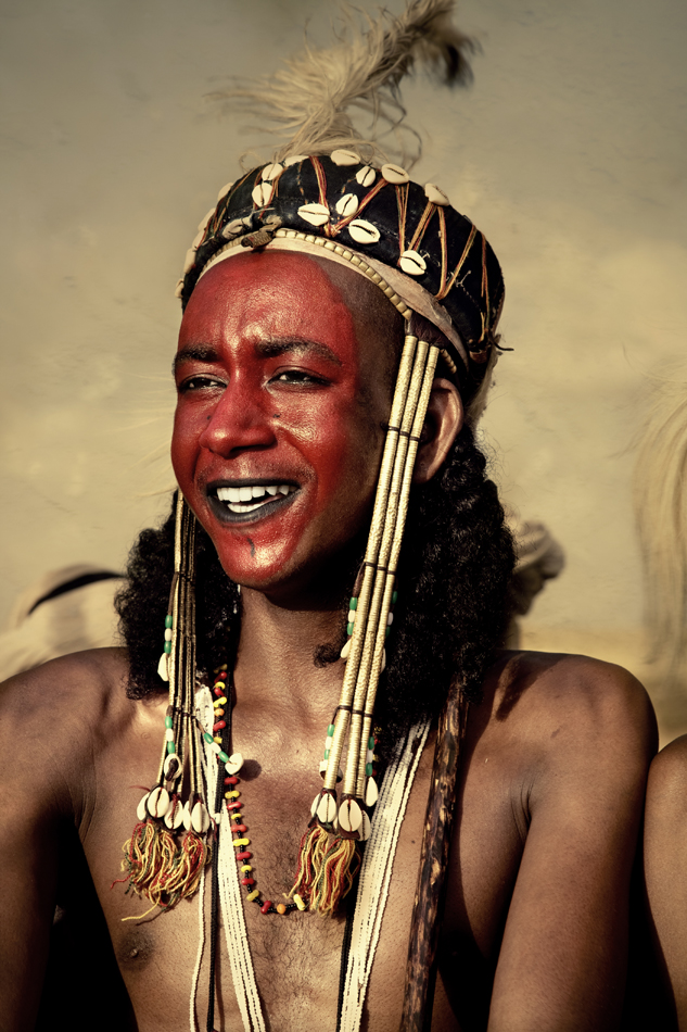 Gerewol - Etnia Bororo, Níger - MVilches , Fotográfia