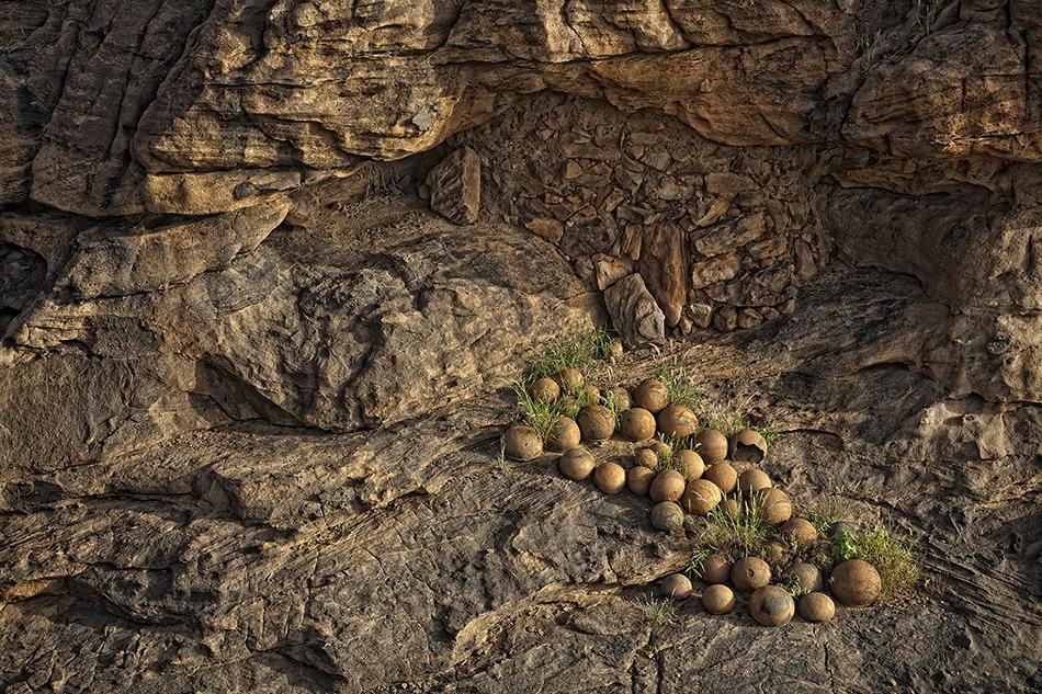 Enterramiento - País Dogón, Malí - MVilches , Fotográfia