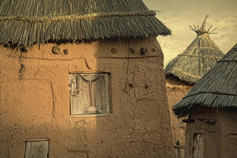 Arquitectura, Songho - País Dogón, Malí - MVilches , Fotográfia