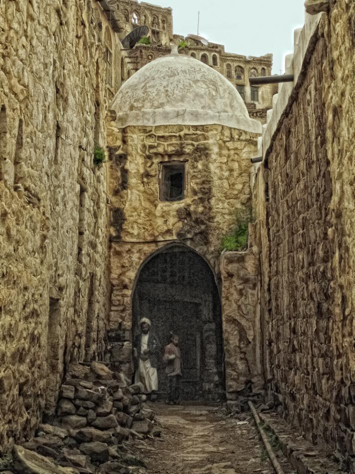 Thula - Yemen - MVilches , Fotográfia