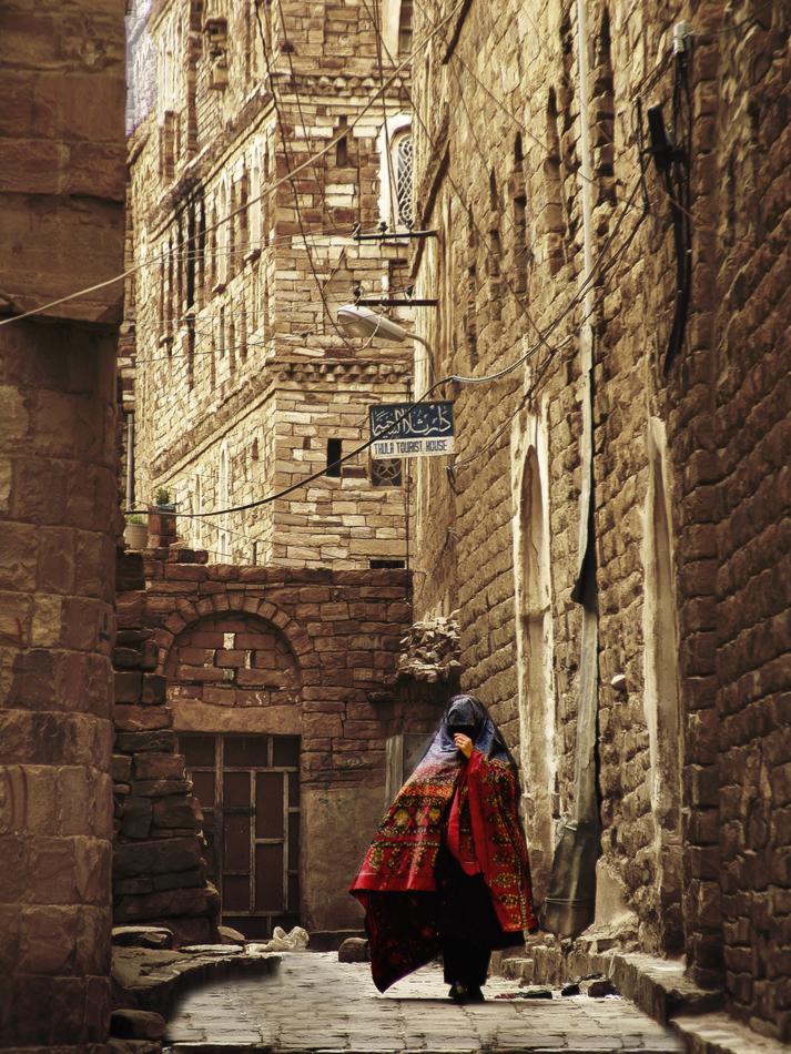 Hágase la luz, Thula - Yemen - MVilches , Fotográfia