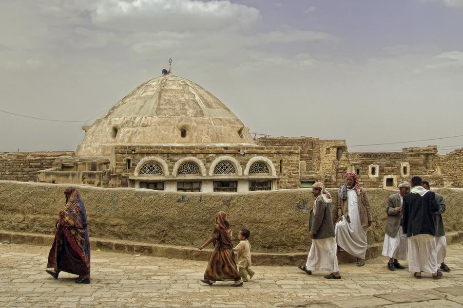 Cosas cotidianas, Thula - Yemen - MVilches , Fotográfia