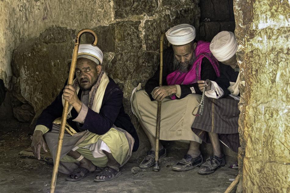 La mezquita de los ciegos, Amrra - Yemen - MVilches , Fotográfia