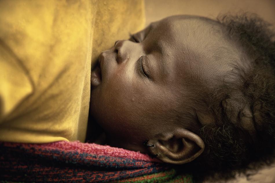 El sueño. - Burkina Faso - MVilches , Fotográfia