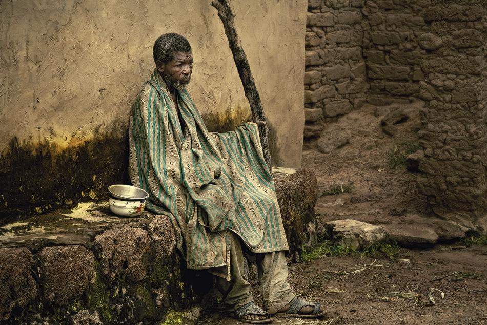 La locura. - Burkina Faso - MVilches , Fotográfia