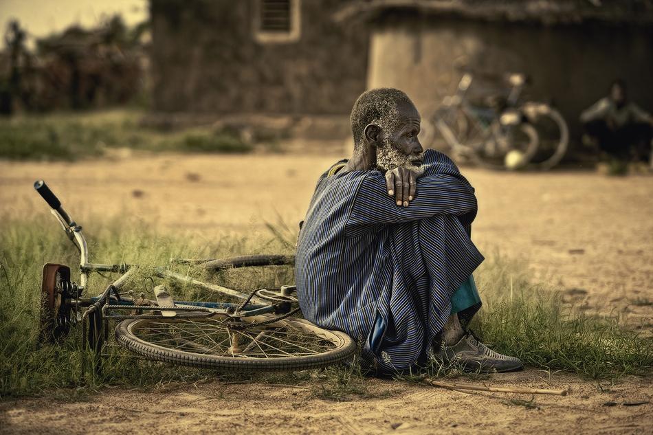 Serenidad. - Burkina Faso - MVilches , Fotográfia