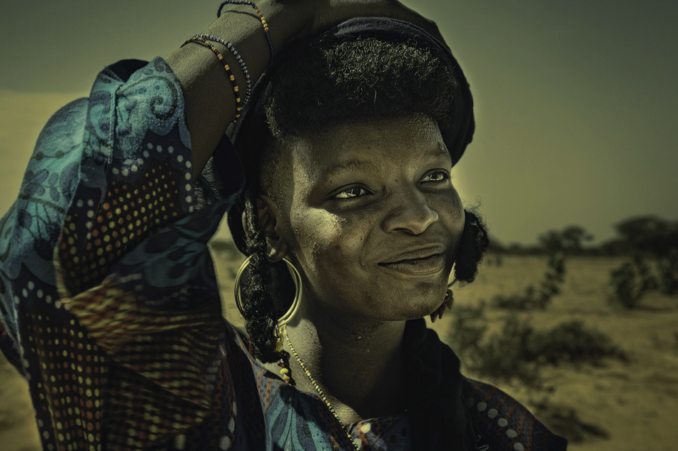 Etnia Bororo, Níger - MVilches , Fotográfia