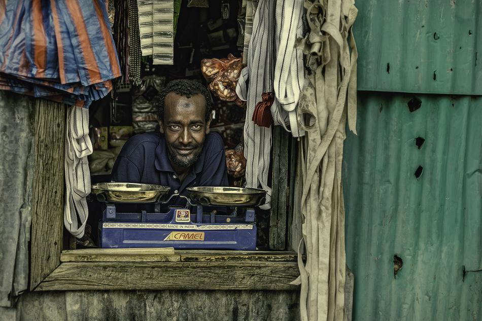 Mercado de Bati, Ethiopia. - Mercados del Mundo - MVilches , Fotográfia