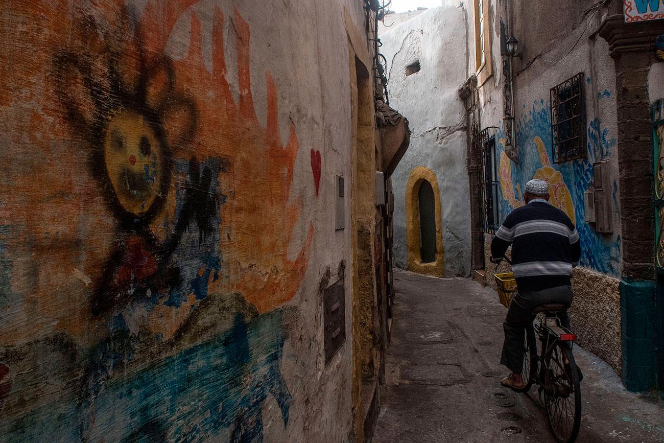 Essaouira, 2018 - TIENDA - MARCELO CABALLERO