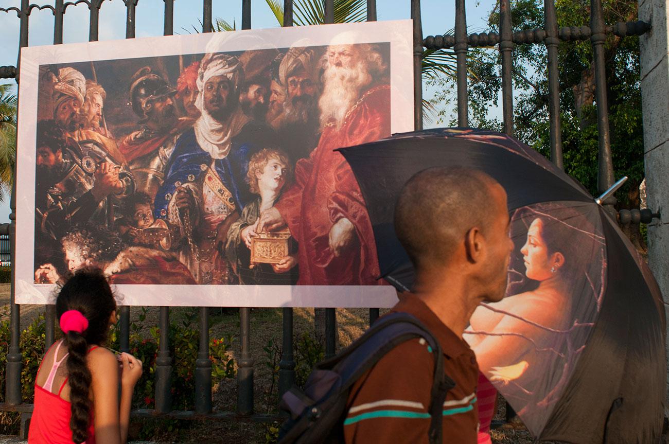 La Habana, 2016 - TIENDA - MARCELO CABALLERO