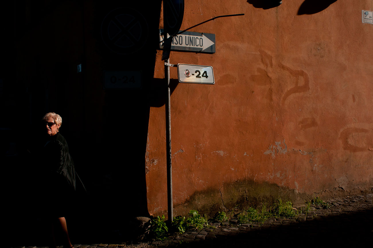 Roma, 2015 - TIENDA - MARCELO CABALLERO
