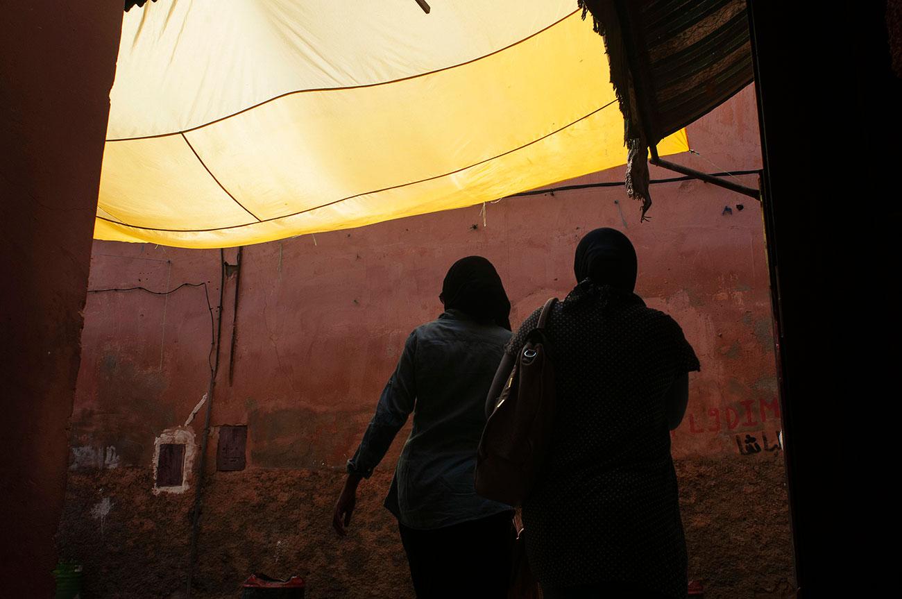 Marrakech, 2016 - TIENDA - MARCELO CABALLERO