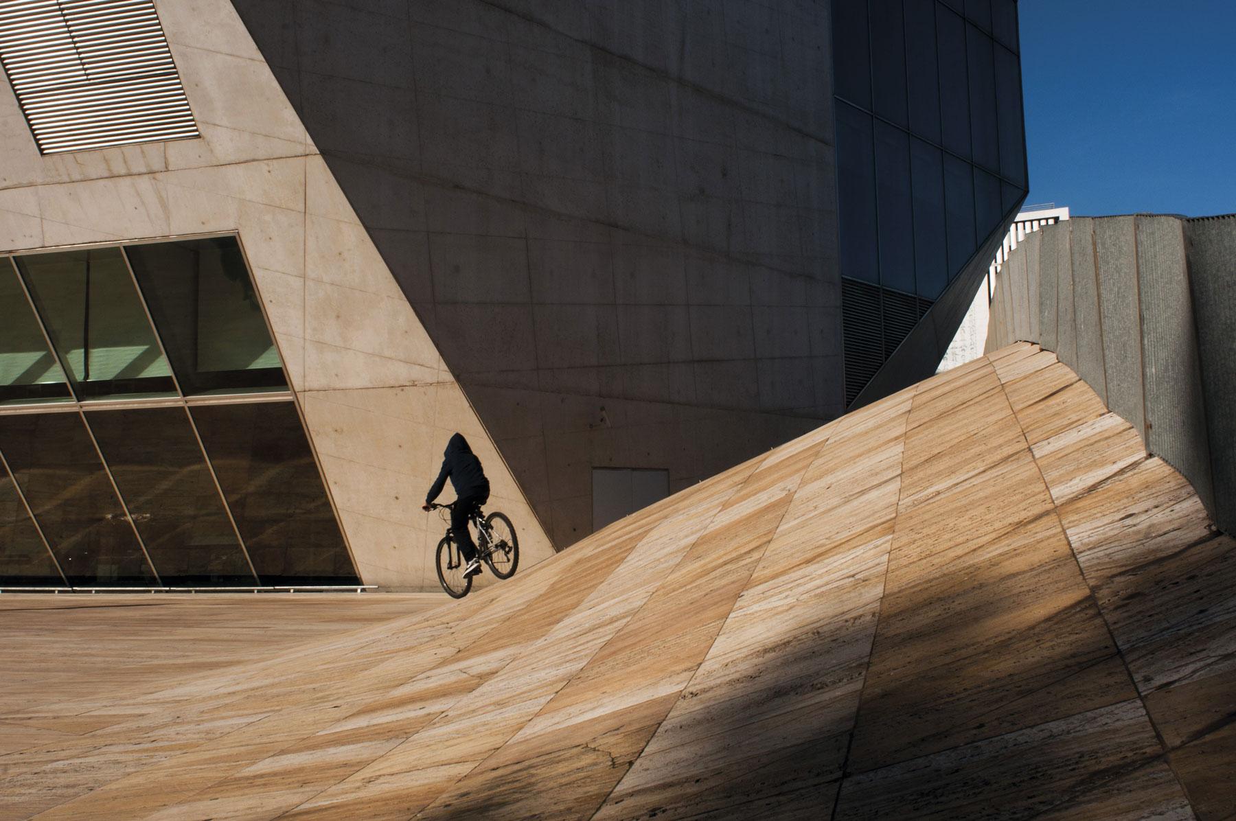 Casa de Música. Oporto, 2014 - TIENDA - MARCELO CABALLERO