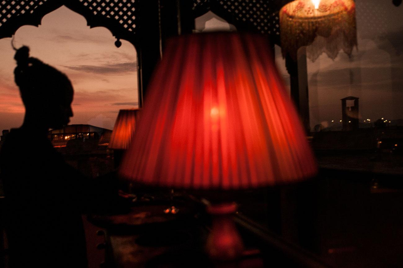 Marrakech, 2015 - TIENDA - MARCELO CABALLERO
