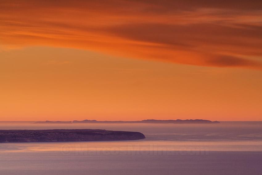 Cap Blanc y archipiélago de Cabrera al amanecer, Mallorca - Mallorca Genuina - Mallorca Genuina