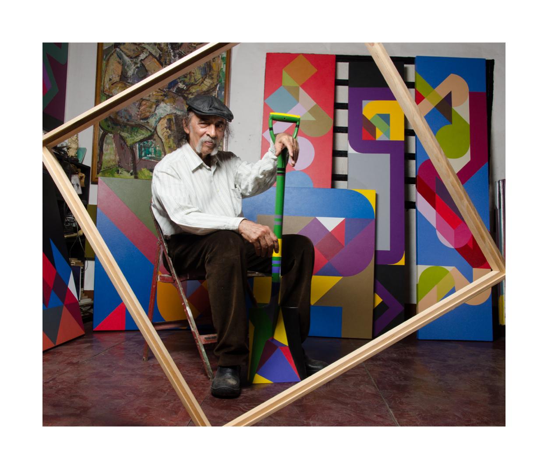 Esteban Castillo - Pintor - Retratos - Marhú Mc Cormick - Fotografía de retratos